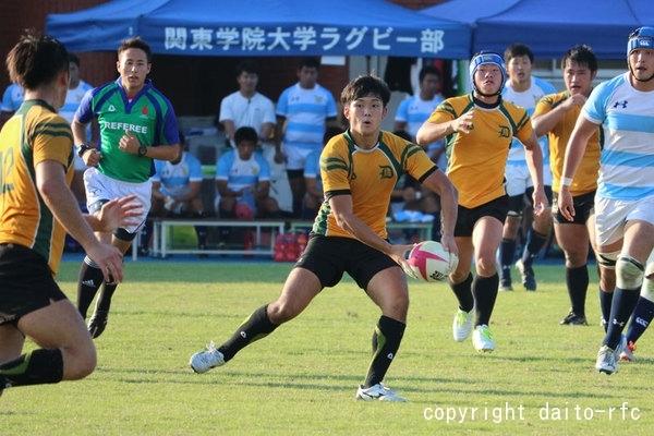 関東 学院 大 ラグビー